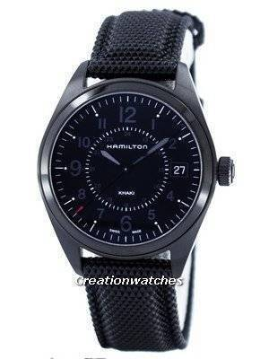Hamilton Khaki Field Quartz Swiss Made H68401735 Men's Watch