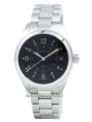 Hamilton Khaki Field Quartz H68551133 Men's Watch