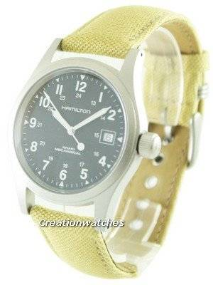 Hamilton Khaki Field Mechanical H69419933 Men's Watch