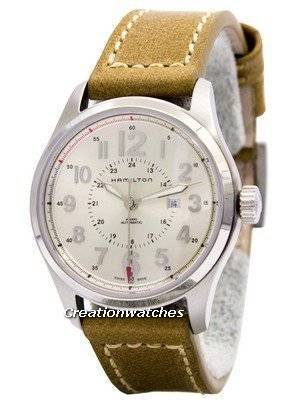 Hamilton Khaki Office Automatic Swiss Made H70365983 Men's Watch