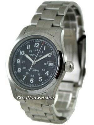 Hamilton Khaki King Automatic H70455133 Men's Watch