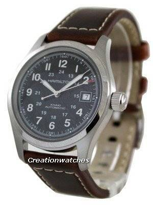 Hamilton Khaki Field H70455533 Men's Watch