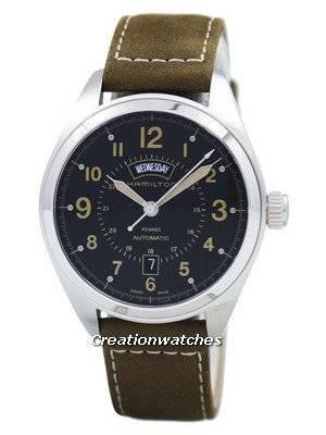 Hamilton Khaki Field Automatic H70505833 Men's Watch