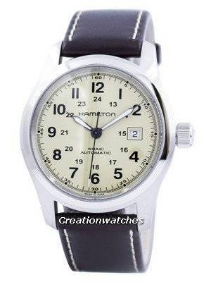 e9d580990 FS: Hamilton Mens H70555523 Khaki Field Automatic Watch FREE WORLDWIDE  SHIPPING