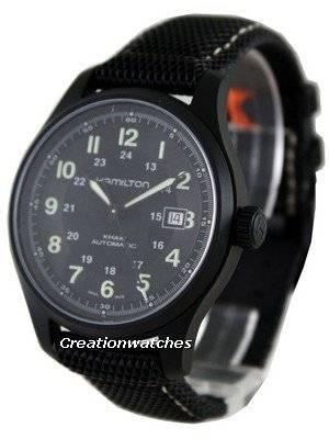 Hamilton Khaki Aviation Titanium H70575733 Men's Watch