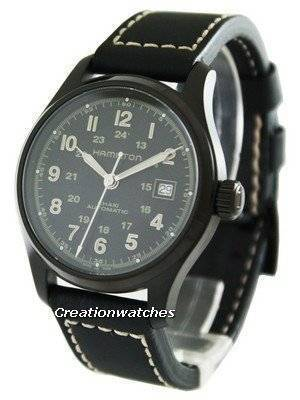 Hamilton Khaki Field Automatci H70585733 Men's Watch