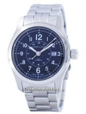 Hamilton Khaki Filed Automatic Swiss Made H70605143 Men's Watch