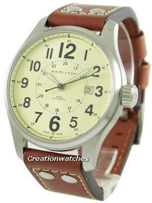 Hamilton Khaki Field Automatic H70615523 Men's Watch