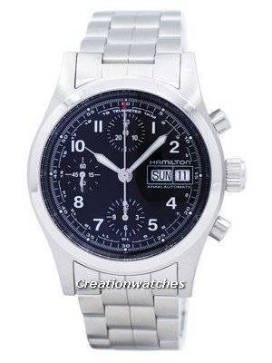 Hamilton Khaki Field Chronograph Automatic H71416137 Men's Watch