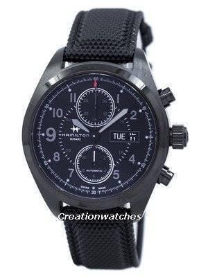 Hamilton Khaki Field Auto Chrono H71626735 Men's Watch