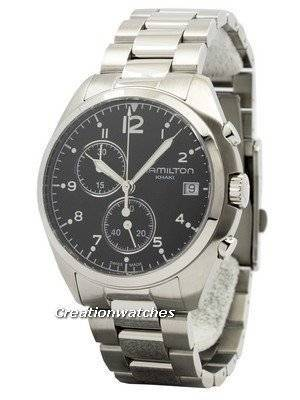 Hamilton Khaki Pilot Pioneer Chronograph H76512133 Men's Watch