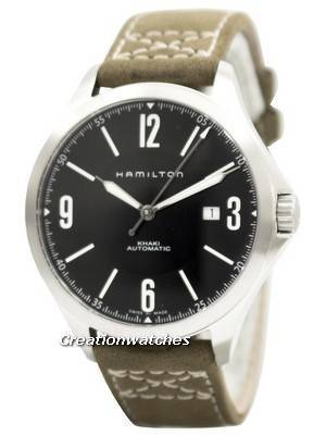 Hamilton Aviation Automatic Swiss Made H76665835 Men's Watch