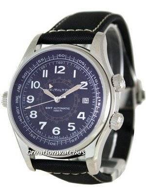 Hamilton Khaki Skymaster Automatic H77505433 Men's Watch