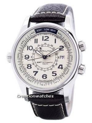 Hamilton Khaki Automatic H77525553 Men's Watch