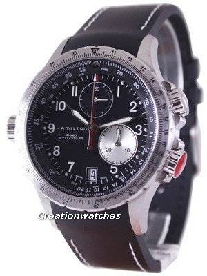 Hamilton Khaki ETO Chronograph H77612333 Men's Watch