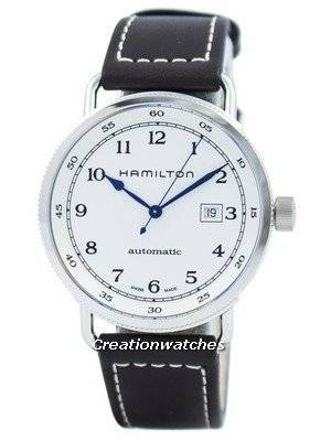 Hamilton Khaki Navy Pioneer Automatic H77715553 Men's Watch