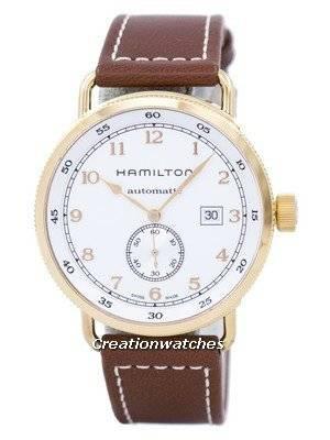 Hamilton Khaki Navy Pioneer Automatic H77745553 Men's Watch