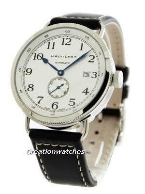 Hamilton Navy Pioneer Automatic H78465553 Men's Watch