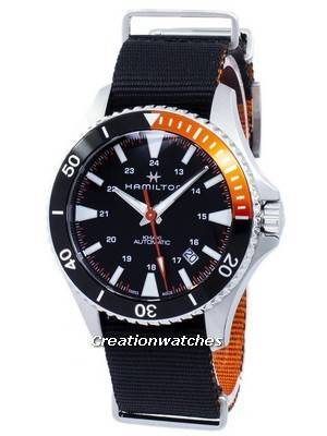 Hamilton Khaki Navy Scuba Automatic H82305931 Men's Watch
