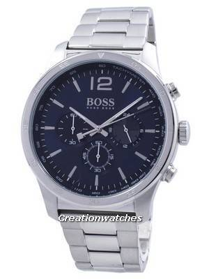 Hugo Boss The Professional Horloge Chronograph Quartz 1513527 Men's Watch