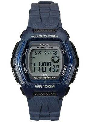 Casio Digital Alarm Chronograph Illuminator HDD-600C-2AVDF HDD-600C-2AV Men's Watch