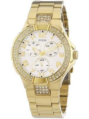 Guess Prism Multifunction Stainless Steel Quartz I16540L1 Women's Watch