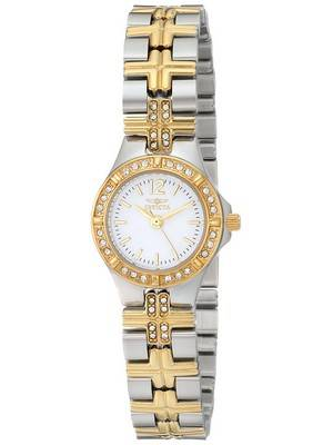 Invicta Wildflower Collection Crystal Accented 0127 Women's Watch