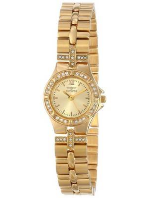 Invicta Wildflower Collection Crystal Accented 0134 Women's Watch