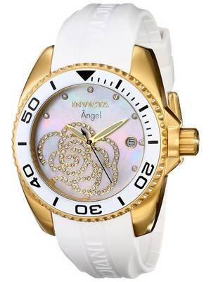 Invicta Angel Crystal Accented 0488 Women's Watch