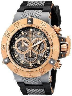 Invicta Subaqua Chronograph Quartz 200M 0932 Men's Watch