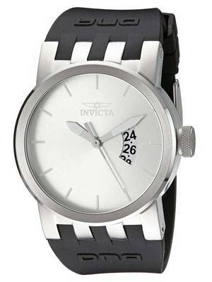 Invicta DNA Urban Silver Sunray Dial 10407 Men's Watch