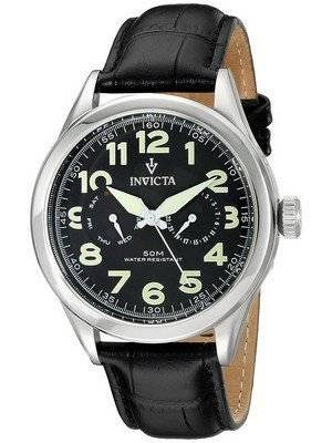 Invicta Vintage Black Dial 11741 Men's Watch