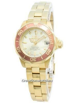 Invicta Pro Diver Quartz 200M 12527 Women's Watch