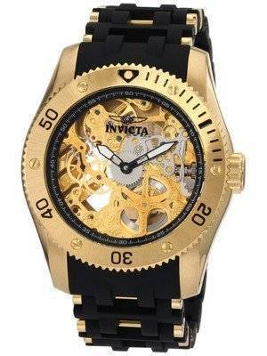 Invicta Sea Spider Gold-Tone Skeleton Dial 1261 Men's Watch