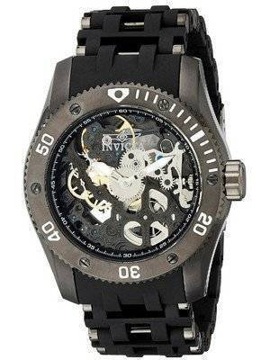 Invicta Sea Spider Black Skeleton Dial 1263 Men's Watch