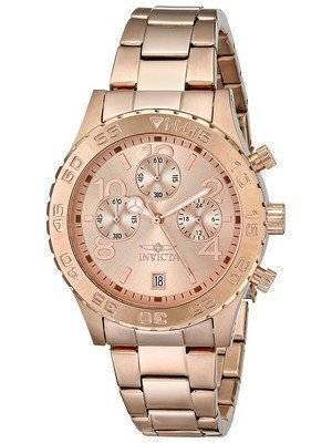 Invicta Specialty Chronograph Rose Gold Tone 1280 Men's Watch