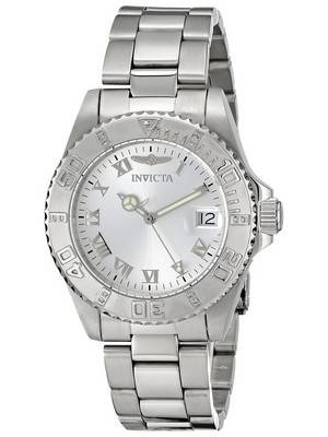 Invicta Pro Diver Diamond Accented Bezel Quartz 12819 Men's Watch
