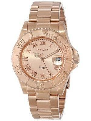 Invicta Angel Rose Gold Tone 200M 14322 Women's Watch
