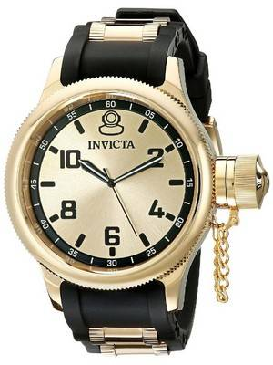 Invicta Russian Diver Swiss Quartz 1438 Men's Watch