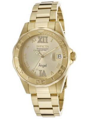 Invicta Angel Swiss Quartz Crystal 14397 Women's Watch