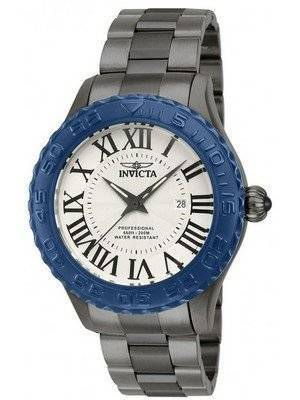 Invicta Pro Diver Gunmetal Ion-Plated 14540 Men's Watch