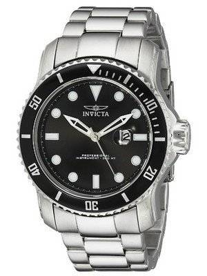 Invicta Pro Diver Black Dial 300M 15075 Men's Watch