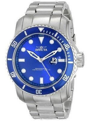 invicta pro diver blaues zifferblatt 15076 herrenuhr de. Black Bedroom Furniture Sets. Home Design Ideas