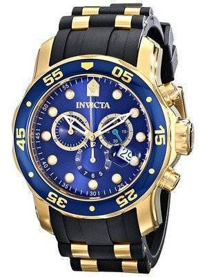 Invicta Pro Diver Chronograph Quartz 200M 17882 Men's Watch