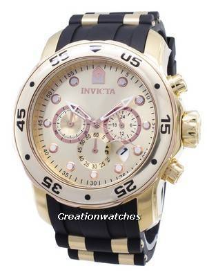 Invicta Pro Diver Chronograph Quartz 17884 Men's Watch