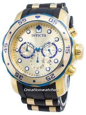 Invicta Pro Diver Quartz Chronograph 17887 Men's Watch