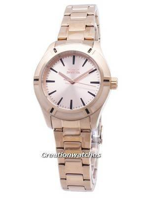 Invicta Pro Diver Quartz Rose Gold 18031 Women's Watch