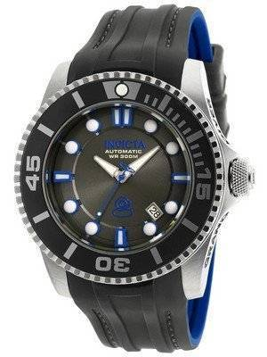 Invicta Pro Diver Automatic WR 300M Black Dial 20200 Men's Watch