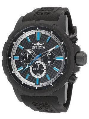 Invicta TI-22 Titanium Chronograph Black Dial 20451 Men's Watch