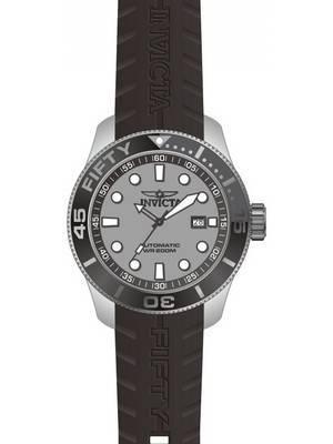 Invicta TI-22 Automatic Titanium Silicone Strap 20520 Men's Watch